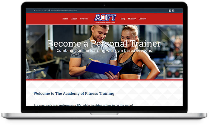 Academy of Fitness Training